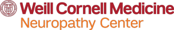 Weill Cornell Medicine Neuropathy Center logo